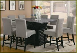 8 chair square dining table kitchen table set carmine 7 piece dining table set hayneedle