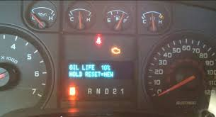 ford f150 reset change oil light how to ford trucks