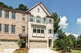 Townhouse Or House by Atlanta Ga Townhouses For Sale Homes Com
