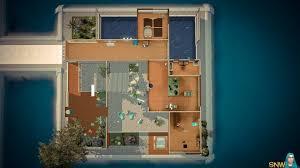 futuristic house floor plans futuristic mid century modern snw simsnetwork com