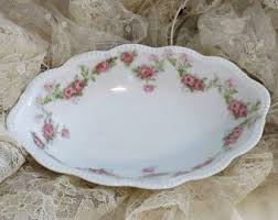 Shabby Chic Soap Dish by Vintage Soap Dishes U0026 Dispensers Etsy