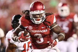nfl draft scouting report alex collins running back arkansas