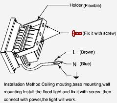 how to install flood lights how to install flood lights