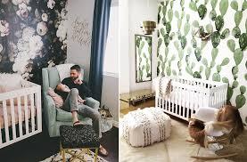 tendance chambre décoration chambre de bébé idées et inspirations originales