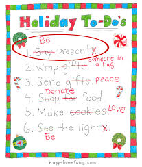 how to have christmas and keep merry be present happy home fairy