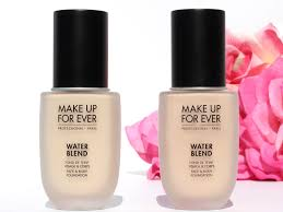 make up for ever water blend foundation review u2022 realizing beauty