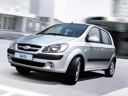 hyundai getz the ideal student car