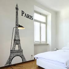 ikea premiar picture assembly eiffel tower wall decor stickers