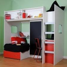 Desk With Bed by Childrens Desks With Drawers Foter
