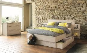 chambre lit chambre complète loft chambre à coucher adulte meubles célio