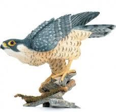 peregrine falcon bird or prey ornaments country artists peregrine