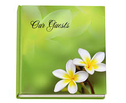 memorial guest books the funeral programs site adds unique line of memorial guest