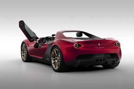 ferrari concept pininfarina sergio concept has ferrari 458 spider underpinnings