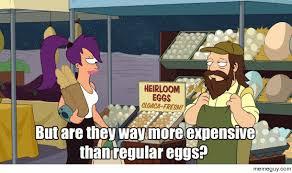 Organic Food Meme - buying organic food meme guy