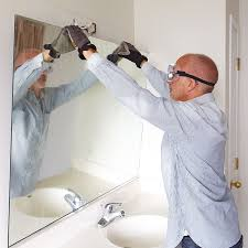 Bathroom Mirrors Large by How To Remove A Bathroom Mirror I Always Wanted To Know This