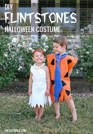 Wilma Halloween Costume Fred Wilma Flintstone Costume Diy Halloween