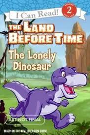 land lonely dinosaur book 2