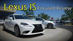 lexus is300 msrp 2016 lexus is 300 awd focused review youtube