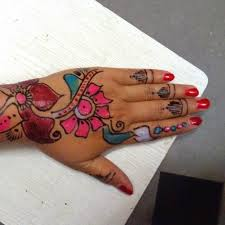mehndi designs u0026 nail art youtube