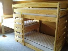 4 Bed Bunk Bed Best 25 Triple Bunk Beds Ideas On Pinterest Triple Bunk 3 Bunk