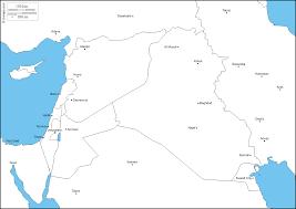 Beirut On Map Nahost Kostenlose Karten Kostenlose Stumme Karte Kostenlose