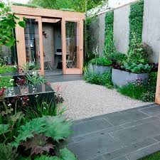Townhouse Garden Ideas Extend Your Living Space By Creating A Light And Airy Garden Room
