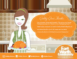 send me your favorite thanksgiving recipes for a chance to win a