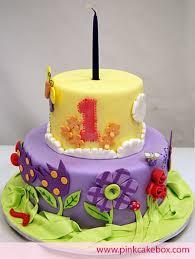birthday flower cake 1st birthday flower cake childrens cakes