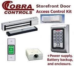 door release button for desk complete single door magnetic lock kit for storefront doors by