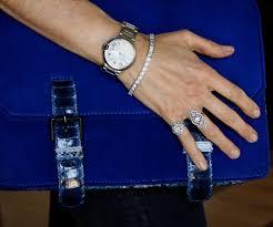 tennis blue bracelet images My favorite diamond tennis bracelet reimagine fashion 2014 jpg