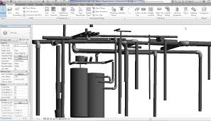 bring extracted pipes into revit spar 3d
