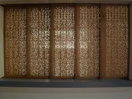 interior heavenly free standing curtain room dividers ideas