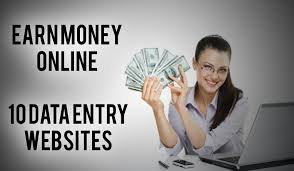 top 10 websites for online data entry jobs from home