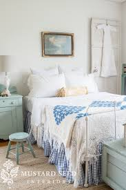 the proper way to make a bed how to make a ruffled bedskirt with a no sew option miss