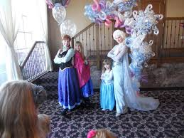 frozen balloons birthday balloons for frozen party nwiballoons