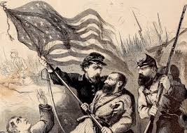 why were flags so important in the civil war