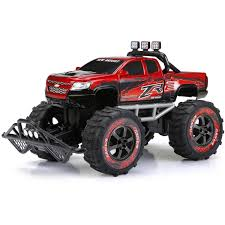 monster truck show colorado new bright 1 10 r c full function 9 6v colorado red walmart com