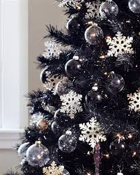 White And Gold Christmas Decorations Nz by Dressed To The Nines In Jet Black Needles The Tuxedo Black