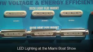 marine led spreader lights video ledlights spot speader about taco marine led spot and