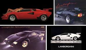 lamborghini car posters the most awesomest 80s bedroom posters mandatory