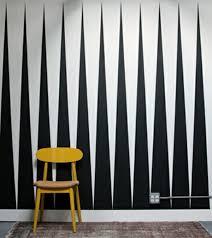 wohnzimmer streichen muster 62 kreative wände streichen ideen interessante techniken