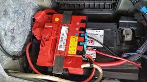 bmw e90 battery aquamist hfs 4 install