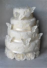 butterfly wedding cake sugar ruffles wedding cakes barrow in furness and the