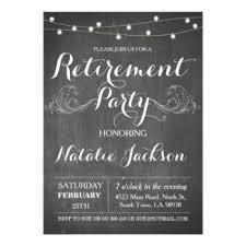 retirement announcement retirement for men invitations announcements zazzle