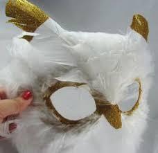 Snowy Owl Halloween Costume Homemade Halloween Costume Hedwig Snowy Owl Owl Costume
