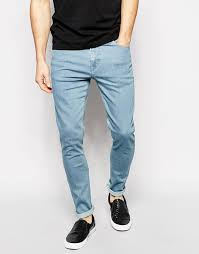 super light wash jeans asos brand super skinny jeans in light wash where to buy how to wear
