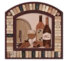 pattern for wine bottle holder household helpers wine cork holder project pattern