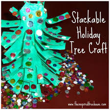a christmas craft for fine motor skills the stackable tree