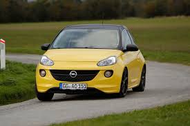 opel adam trunk why the opel adam is less a fiat 500 and more than a ford ka