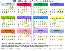 navy seal veterans repay 2017 usaa pay deposit dates with printables